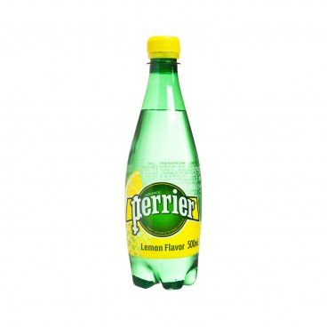 SPARKLING MINERAL WATER TWIST-LEMON (PET)