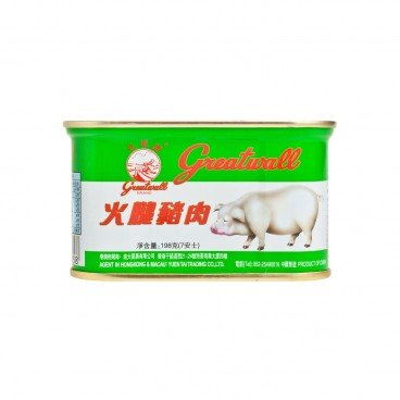 GREATWALL - Chopped Pork And Ham - 198G