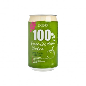 MEKO 100 Pure Coconut Water 310ML