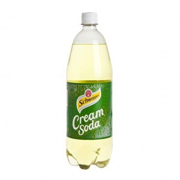 SCHWEPPES - Cream Soda - 1.25L