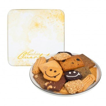 COOKIES QUARTET Assorted Cookies 9 Flavour 500G