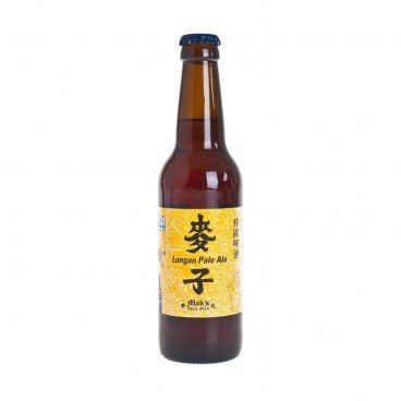 MAK'S BEER - Longan Pale Ale - 330ML
