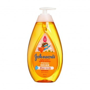 JOHNSON'S BABY - Soft Shinny Shampoo - 800ML