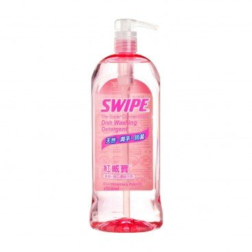 SWIPE Natural Dish Washing Detergent 1L