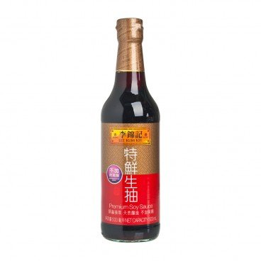 LEE KUM KEE - Premium Soy Sauce - 500ML