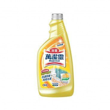 KAO MAGICLEAN Bathroom Cleaner Refill lemon 500ML