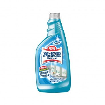 KAO MAGICLEAN Glass Cleaner Refill 500ML