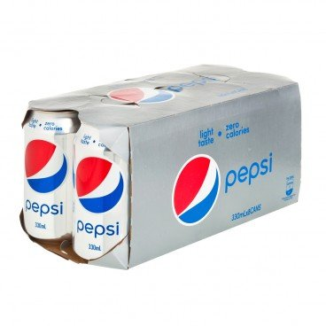 PEPSI Pepsi Cola light 330MLX8
