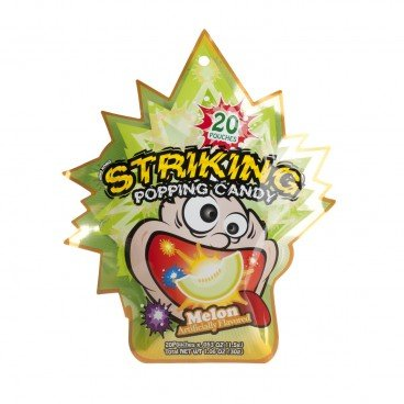 STRIKING Popping Candy melon Flavor 1.5GX20
