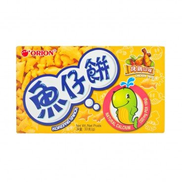 ORION - Korepab Snack chicken - 33G