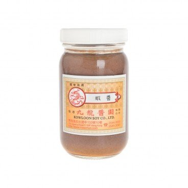 KOWLOON SAUCE CO. Shrimp Sauce 225G