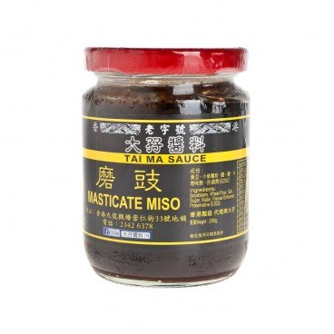 TAI MA Ground Bean Sauce 230G