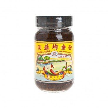 YU KWEN YICK Traditional Bean Sauce 230G