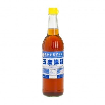 YUET WO 5 Degree Aged Vinegar 630ML