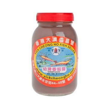 YICK CHEONG HO Shrimp Paste 340G