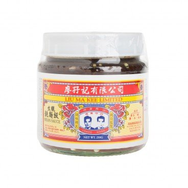 LIU MA KEE Salted Yellow Bean 250G