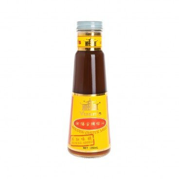 YUAN'S Gold Label Oyster Sauce 250ML