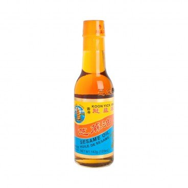 KOON YICK Sesame Oil 125ML