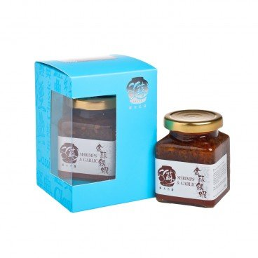 MRS SO Golden Garlic Shrimp Paste 190G