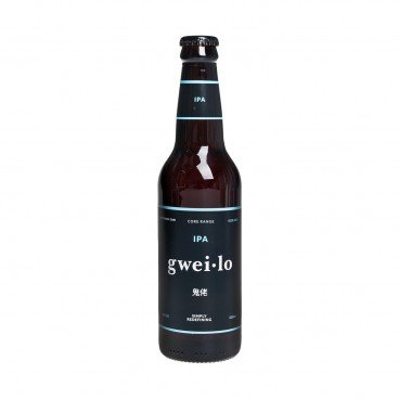 GWEI LO Ipa bottle 330ML