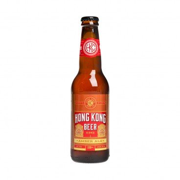 HONG KONG BEER Hong Kong Beer amber Lager 330ML