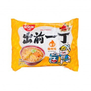 INSTANT NOODLE-CURRY