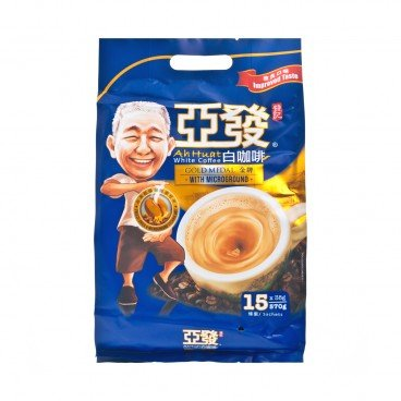 AH HUAT - White Coffee Gold Medal Instant - 38GX15