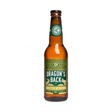 HONG KONG BEER Dragons Back pale Ale 330ML