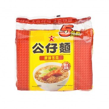 DOLL Instant Noodle pickled Vegetable 103GX5