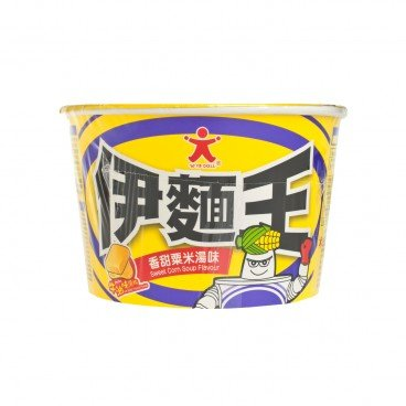 DOLL E mien sweet Corn 75G