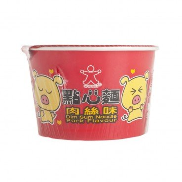 DOLL Mini Cup pork 34G