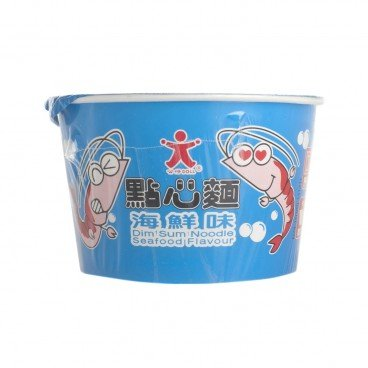 DOLL Mini Cup seafood 34G