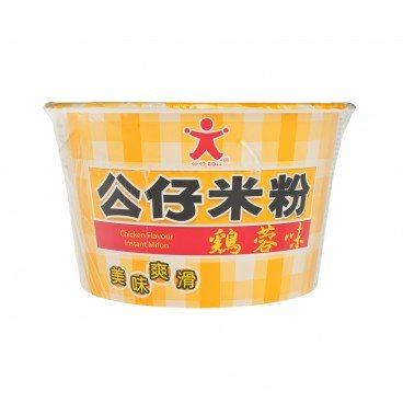 DOLL - Bowl Mifun chicken - 72G