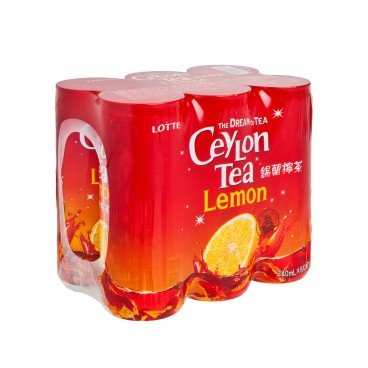 CEYLON LEMON TEA