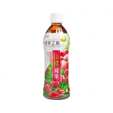 HEALTHWORKS - Hawthorn Apple Juice Drink - 500ML