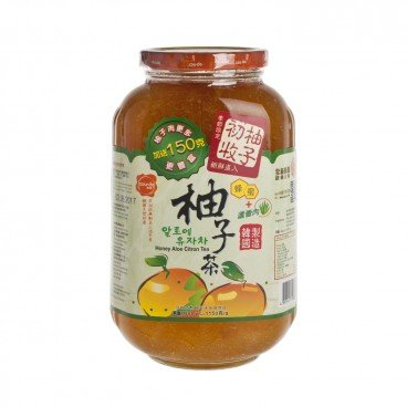 COUDO Honey Citron Tea with Aloe 1150G