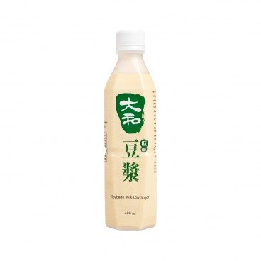 TAI WO Soya Bean Milk low Sugar 408ML