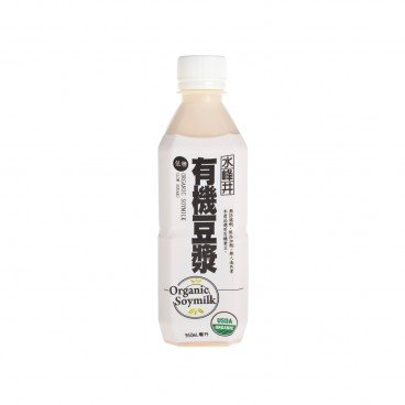 SUIHOUI Organic Low Sugar Soya Bean Milk 360ML