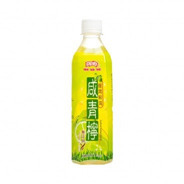 HUNG FOOK TONG Salted Lime Drink 500ML