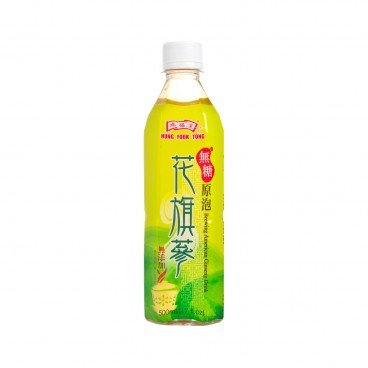 HUNG FOOK TONG Ginseng With Honey Drink no Sugar 500ML