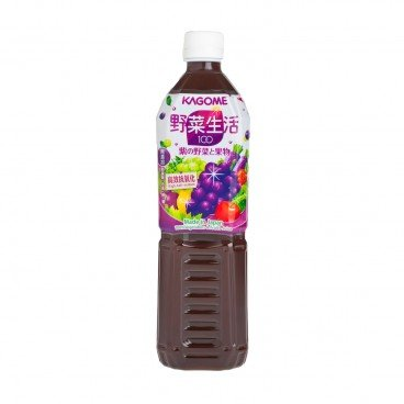 KAGOME - Grape Mixed Juice - 720ML