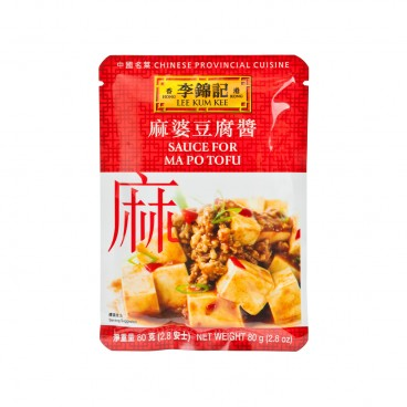LEE KUM KEE - Sauce For Ma Po Tofu - 80G