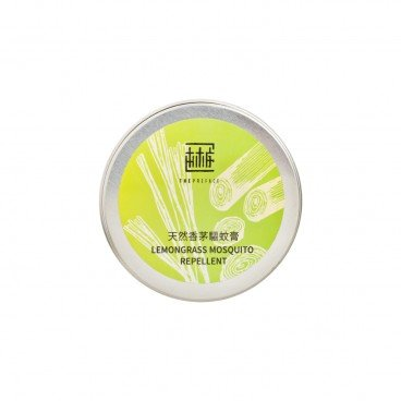 THE PREFACE Lemongrass Mosquito Repellent 50G