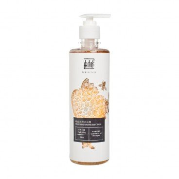 THE PREFACE Honey Body Wash 450ML