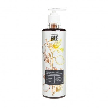 LEMON TEA REFRESHING BODY WASH