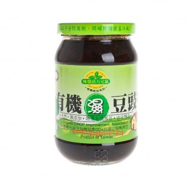 ORGANIC FERMENTED BLACK SOYBEANS