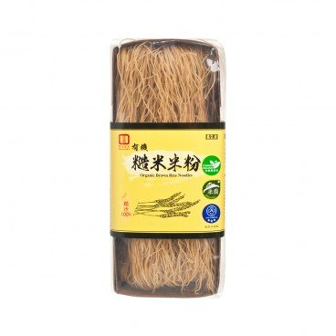YUAN SHUN - Organic Brown Rice Noodles - 200G