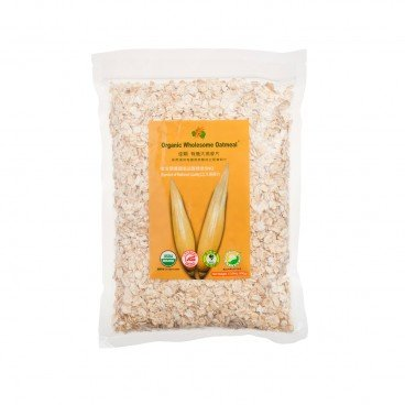PEACE & HEART Organic Big Oatmeal 500G