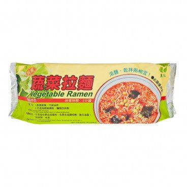 LEEZEN Vegetable Ramen 400G