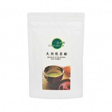 NATURAL GREEN TEA POWDER